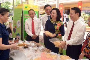 Hà Nội giữ vững vị thế 'Lá cờ đầu' trong xây dựng nông thôn mới