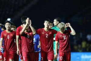 Đội tuyển quốc gia và tuyển U22 Việt Nam lên danh sách tập trung lực lượng