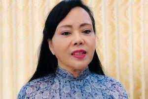 Bộ trưởng Nguyễn Thị Kim Tiến lên tiếng việc xử lý cán bộ vụ VN Pharma