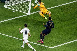 Real Madrid tan nát