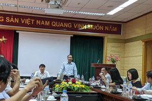 Thứ trưởng Trương Quốc Cường: Bộ sẽ thực hiện nghiêm theo kết luận thanh tra