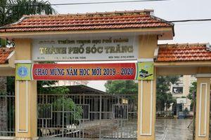 Liên tiếp hai hiệu trưởng trường THPT ở Sóc Trăng bị kỷ luật
