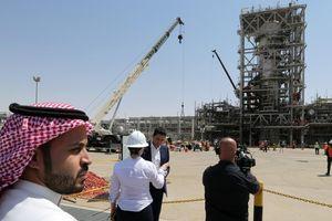 Khẩu chiến leo thang quanh vụ tấn công nhà máy dầu Ả Rập Xê Út