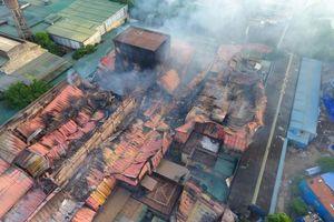 Rạng Đông từng bị bêu tên trong danh sách không đảm bảo phòng cháy