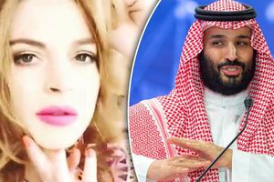 Sau tin đồn hẹn hò Thái tử Ả rập, Lindsay Lohan tiết lộ vừa bị bồ đá