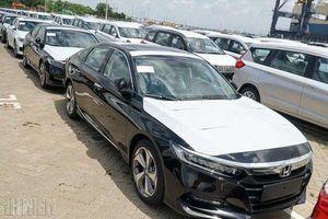 Honda Accord mới đã có mặt tại Việt Nam