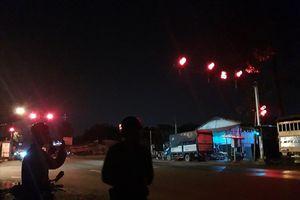 Bình Dương: 2 đối tượng nghiện phá nóc cửa thông gió xe đặc chủng bỏ trốn