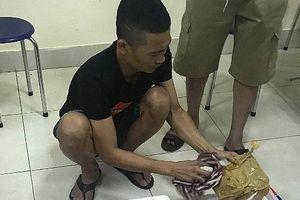 Hải quan Quảng Bình phối hợp bắt giữ 1.800 viên ma túy tổng hợp