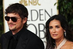 Demi Moore tiết lộ sự thật đau lòng từng bị chồng trẻ Ashton Kutcher phản bội nhiều lần