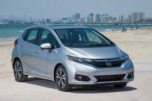 Top 10 xe compact bán chạy nhất năm 2019: Toyota Yaris, Honda Jazz góp mặt