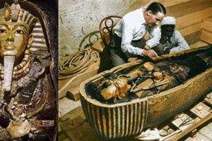 Kinh hoàng lời nguyền lăng mộ bị 'đánh thức' bất ngờ