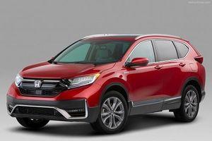 Honda CR-V 2020 ra mắt với kiểu dáng mới, bổ sung phiên bản hybrid