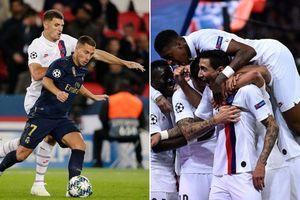 5 điểm đáng chú ý trong trận thảm bại của Real trước PSG