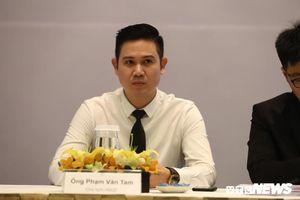Bị Tập đoàn Sharp tố giả mạo bằng chứng, CEO Asanzo nói gì?