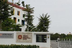 Trường Quốc tế Việt Úc lên tiếng sau khi bị tố cắt xén khẩu phần ăn học sinh xuống mức… rất tệ