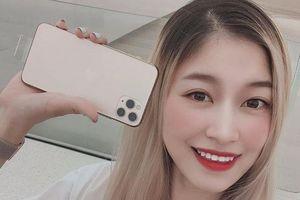 Bạn gái xinh đẹp của sao Hà Nội chi tiền 'khủng' mua iPhone 11 Pro Max