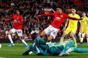 Man United và Arsenal cùng thắng ở Europa League