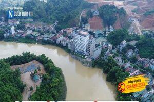 TP Hà Giang: Khách sạn 'ăn' sông Lô, lãnh đạo thành phố 'che ô' cho sai phạm
