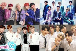 Super Junior, NU'EST,GOT7, AB6IX, TXT... là những nhóm nhạc nam tham dự lễ trao giải AAA 2019