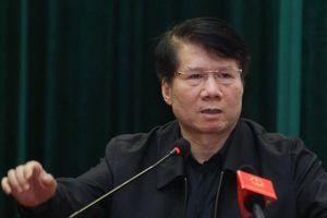 Vụ VN Pharma: Tòa án triệu tập Thứ trưởng Bộ Y tế Trương Quốc Cường