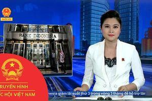 INDONESIA GIẢM LÃI SUẤT THỨ 3 TRONG VÒNG 3 THÁNG ĐỂ HỖ TRỢ TĂNG TRƯỞNG KINH TẾ