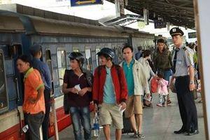Tiếp nhận đăng ký mua vé tàu Tết tập thể tại ga Sài Gòn