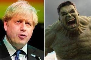 Tài tử Mỹ phản đối Thủ tướng Anh so sánh Brexit với 'chàng khổng lồ Hulk'