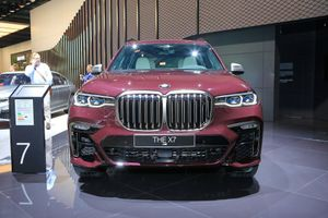 BMW X7 M50i được thiết kế riêng cho thị trường Mỹ
