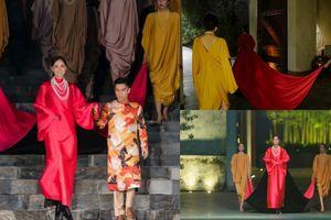 Mai Phương Thúy bất ngờ trở lại sàn diễn thời trang trong show 'Yên' của NTK Adrian Anh Tuấn
