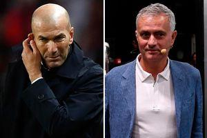 Mourinho nói gì về việc trở lại Real Madrid thay thế Zidane?