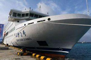 Tàu vận tải mới của Trung Quốc và cục diện Biển Đông