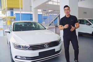 Trải nghiệm Volkswagen Passat - khung vỏ chắc chắn, trễ chân ga lớn
