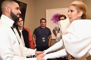 Celine Dion năn nỉ Drake đừng xăm hình cô trên người