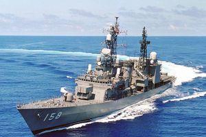 Tàu chiến Nhật tập trận cùng Hải quân Malaysia