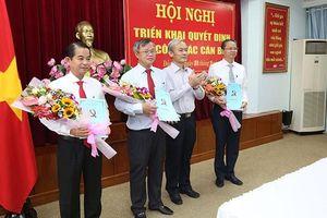 Chuẩn y đồng chí Cao Tiến Dũng giữ chức Phó Bí thư Tỉnh ủy Đồng Nai