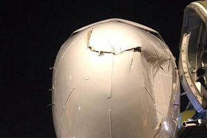Điều tra vụ máy bay HQ bị móp khi hạ cánh tại TSN