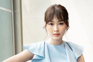 Hoa hậu Đặng Thu Thảo khoe dáng 'mình hạc xương mai' đẹp thôi miên
