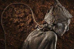 Cận cảnh xác ướp bí ẩn hơn 2.000 năm vẫn nguyên vẹn