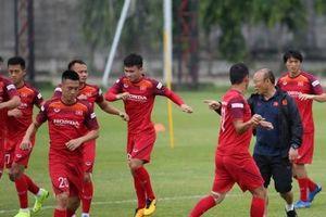 Đội tuyển Việt Nam lên danh sách tập trung cho các trận đấu tiếp theo của Vòng loại World Cup 2022