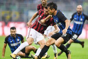 Lịch thi đấu, lịch phát sóng Serie A đêm nay 21.9: Derby Milan, trận cầu 6 điểm