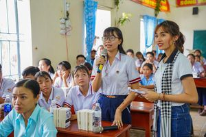 Trao khát vọng lớn ở 'xứ sở lạ lùng' U Minh Thượng