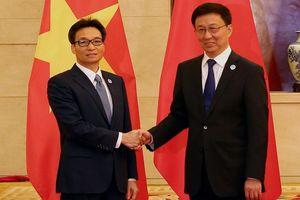 Việt Nam đề nghị Trung Quốc không để tiếp diễn tình hình phức tạp trên biển