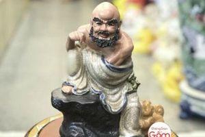 La Hán Tiếu Sư phóng hạ đồ đao, hộ trì Phật pháp, hóa độ chúng sanh