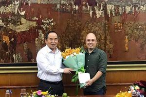 Bộ Văn hóa bổ nhiệm NSND Triệu Trung Kiên giữ chức Quyền Giám đốc