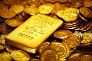 Cuối tuần, giá vàng trong nước tăng mạnh theo thế giới