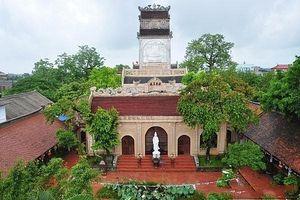 Khám phá ngôi chùa có quả chuông nặng 9000 kg chưa đánh một lần