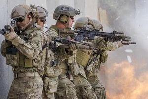 Mỹ điều thêm quân tới Arab Saudi