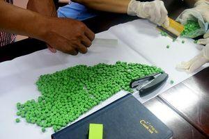Triệt phá vụ vận chuyển ma túy trị giá hơn 15 tỷ đồng