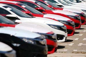 Người Việt chi 2,1 tỷ USD nhập khẩu ô tô