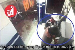 Ngân hàng Nhà nước chi nhánh Nghệ An lên tiếng sau vụ 3 người Trung Quốc trộm thông tin thẻ ATM